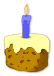 Happy (4th) Birthday Law and Life Blog!
